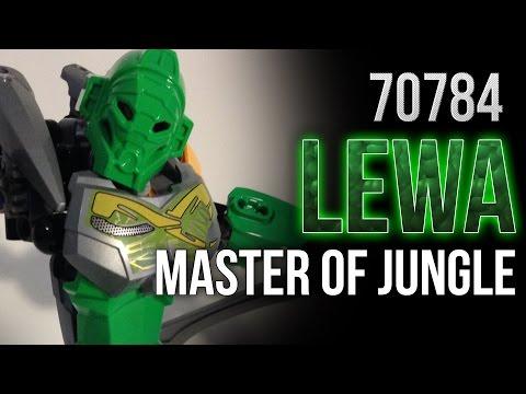 Set Preview: 70784 Lewa - Master of Jungle (Comic Con Version)