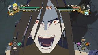 Naruto Storm 3: Full Burst - Mods - Susano KCM Naruto vs Sharingan Orochimaru