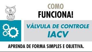 COMO FUNCIONA – Válvula de Controle IACV