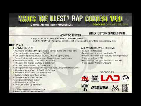Who's The iLLest? v4.0 Grotesque- Dead Presidents Featuring Extreme Talent