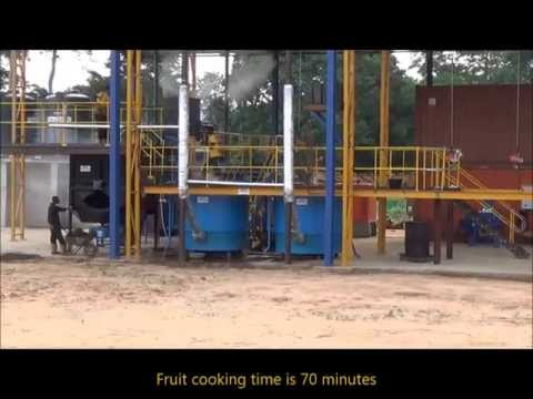 WACAPOL Palm Oil Mill 2013