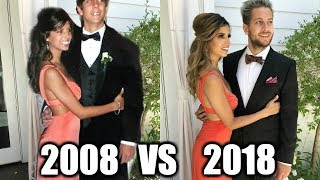 RECREATING MY PROM LOOK 10 YEARS LATER!!!