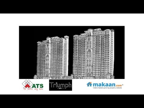Triumph by ATS Infrastructure in Sector 104, Gurgaon, Residential Apartments: Makaan.com