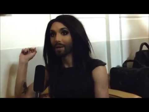 Wiwibloggs interview: Conchita Wurst (Austria 2014)