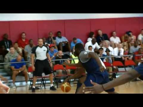Phantom: USA Basketball Training Camp Day 2