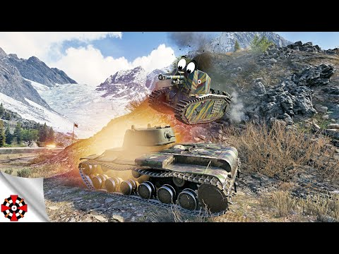 World of Tanks - Funny Moments | ARTY PARTY! (WoT artillery rng, January 2020)