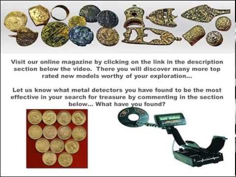 Hybrid All Purpose Metal Detector Reviews 2014 | Treasure Hunting Hybr