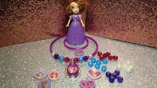 Disney Junior Sofia The First Magical Light Up Jewelry