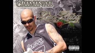 Mr. Criminal - Love Letters (Full Album)