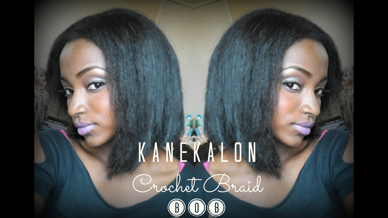Crochet Braids Bob Hairstyle | LONG HAIRSTYLES