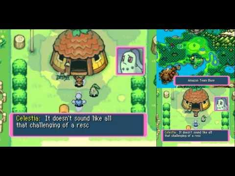 TAP (DS) Pokémon Mystery Dungeon - Blue Rescue Team (2/5)