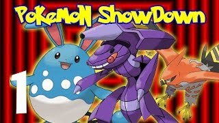 Pokemon Showdown Live OU SWEEPERS! Episode 1 (Pokemon