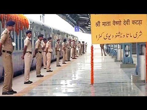 In first visit to J&K, PM Modi to flag off key train for pilgrims
