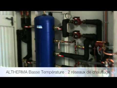 Installateur 39 action clim 39 pompe chaleur air eau eau for Interet pompe a chaleur