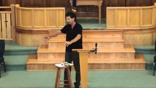 Sermon Title:  Passionate