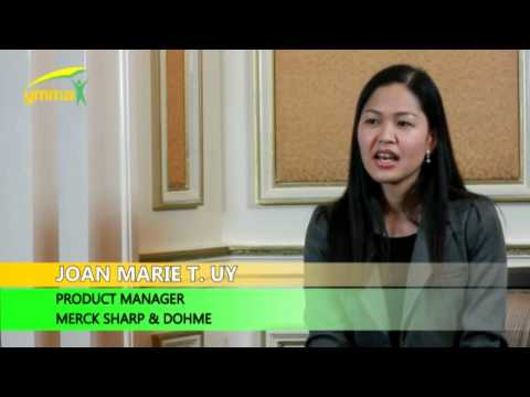 Joan Marie Uy (Merck Sharp & Dohme), 9th Mansmith YMMA 2014 for Brand Management