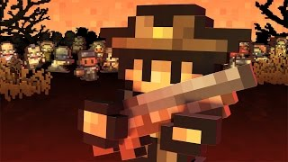 The Escapists The Walking Dead - Bejelentés trailer
