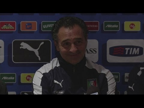 Italy v Nigeria - 'Nigeria will suffer like 1994', jokes Prandelli