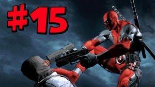 Deadpool Gameplay Walkthrough Part 15 - See No Evil Statue