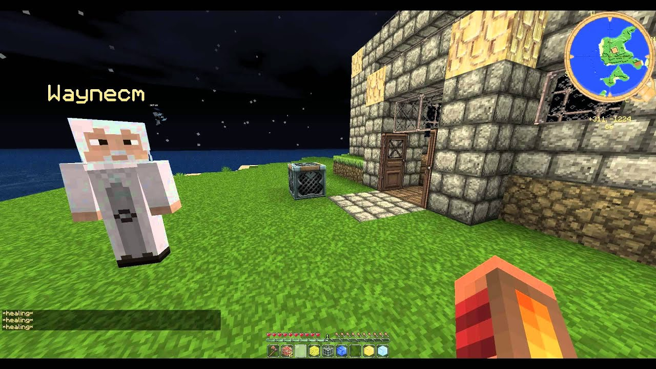 Minecraft Protection Stones Plugin
