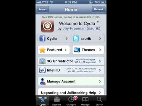 Cydia snapchat tweak/Hack