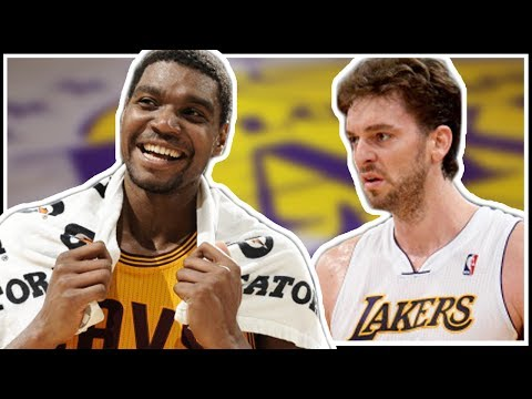 Pau Gasol Trade for Andrew Bynum?