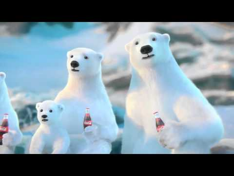 Coca-Cola Super Bowl Polar Bears Commercial 2013