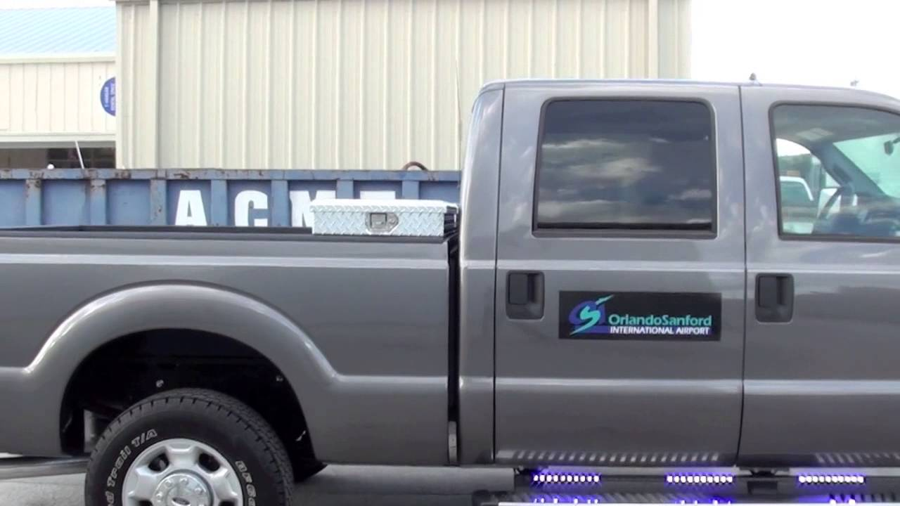 HG2 Emergency Lighting Ford F250 Full Lighting Package Sanford Airport YouTube