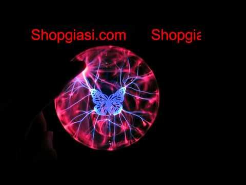 Đèn plasma hình bướm