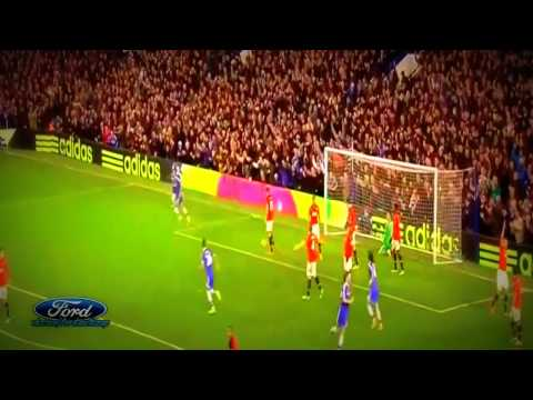Chelsea vs manchester united 2014 3-1 all goals and highlights 19/01/2014