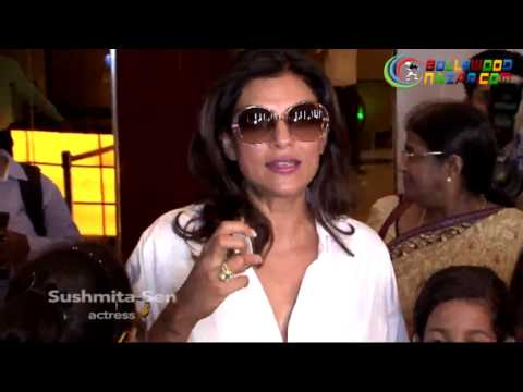 WHEN IS SUSHMITA SEN GETTING MARRIED