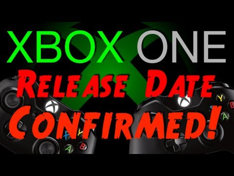 XBOX ONE Release Date Confirmed - Plus XBOX Gets CPU Speed Increase