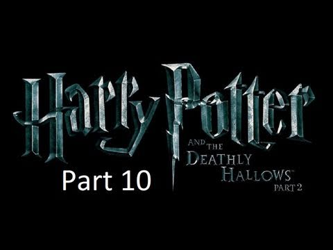 [Giveaway] Harry Potter and the Deathly Hallows, Part 2: Walkthrough - Chapter 10 [HD] (PS3/XBOX360)