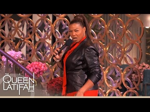 Valentine's Day on The Queen Latifah Show