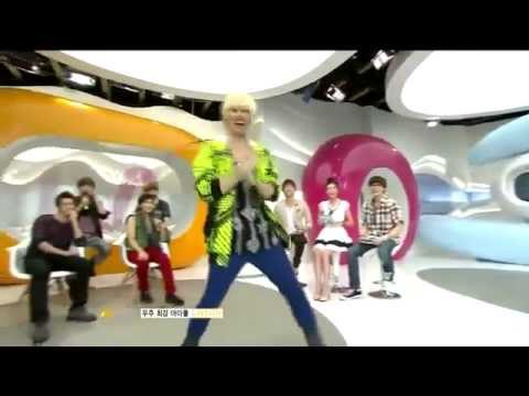 110811 Super Junior dance medley + Evil Eunhyuk !!