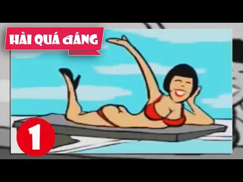 [Hài quá đáng] Clip Hoạt Hình Siêu Bựa nhất thế giới 2016 -  Video hài hước bá đạo