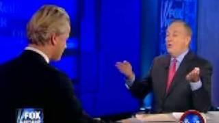 Geert Wilders on The O'Reilly Factor
