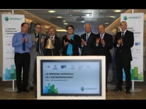 Euronext celebrates Entrepreneurship week with initiatives across Europe