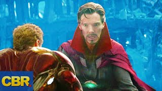 This Is Why Doctor Strange Looked At 14 Million Different Futures (Avengers Endgame Theory)