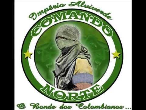 MC ALEXANDRE - É A COLOMBIA E SEU ELENCO FABULOSO !