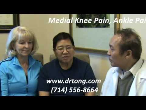 Steven - Medial Knee Pain, Ankle Pain, High Stress/Anxiety
