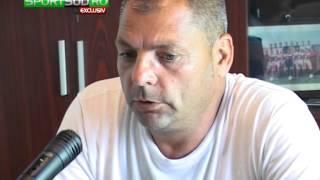 Gabriel Vladulescu - presedinte Sporting Rosiori