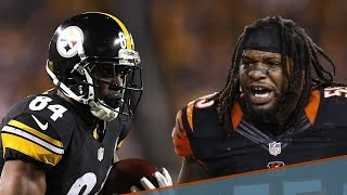 Steelers and Bengals fans reveal the depth of their heated rivalry