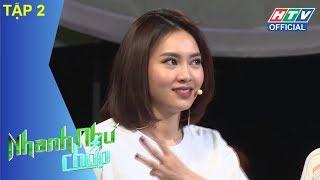 HTV NHANH NHƯ CHỚP | Nam Thư xuất thần trả lời hàng loạt câu hóc búa | NNC #2 FULL