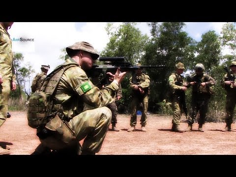 Aussie Army & U.S. Marines at the Fire Range | AiirSource