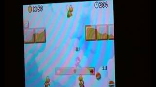 New Super Mario Bros. DS - World 7-2