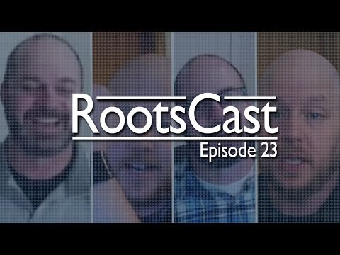 RootsCast, Ep 23: Facebook Adds A Vote Button, Live Tweeting Events
