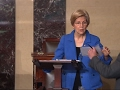 Senate Rebukes Warren During Sessions Debate