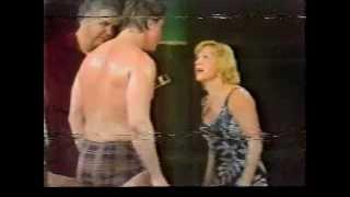 Roddy Piper Attacks Vicki Williams!!
