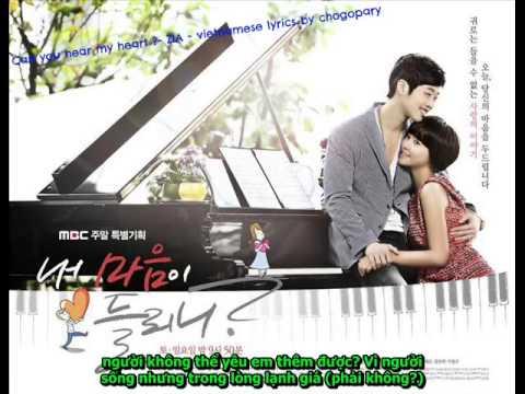 ZIA - 'Can You Hear My Heart(Can You Hear My Heart OST)' Vietnamese Lyrics(Lời Việt) by #RyB